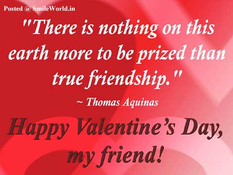 Happy Valentines Day My Friend Images Wallapers