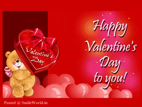 Happy Valentines Day To You Greetings