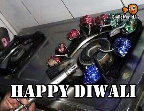 Happy Diwali Funny Images for Facebook