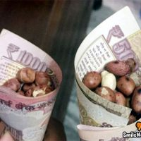 500 and 1000 Rupee Notes Banned Funny Images