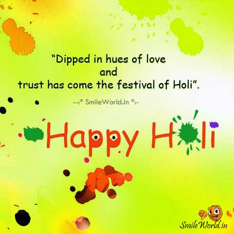 english holi wishes quotes