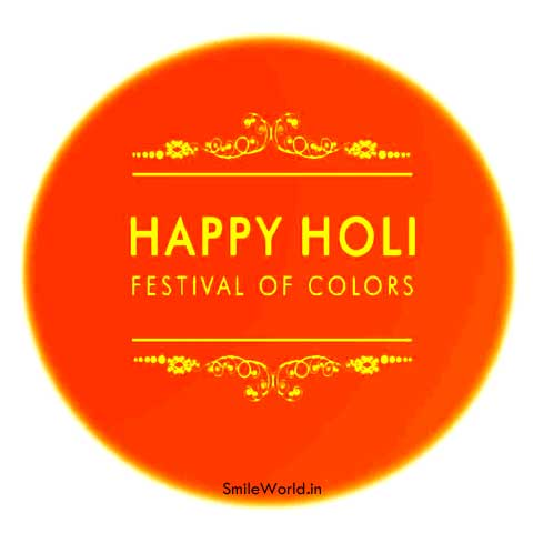 happy holi dp image for whatsapp