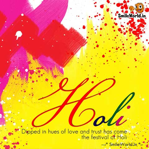 holi wishes images free download