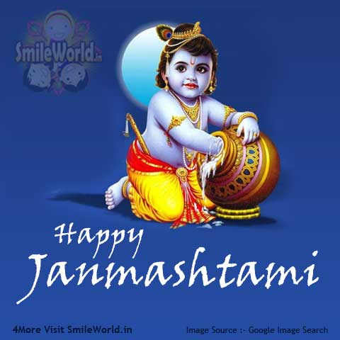Happy Janmashtami HD Wallpaer Images