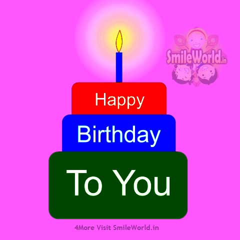 Happy Birthday to You Wishes Greetings Images