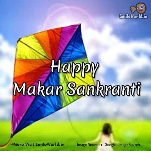 Happy Makar Sankranti Images for Whatsapp Status