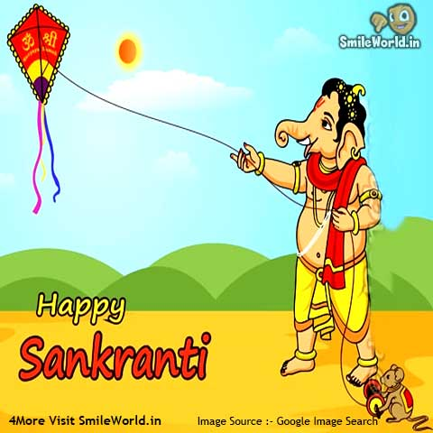 Happy Makar Sankranti Whatsapp Status Images