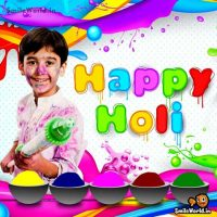 Happy Holi Wishes for Facebook Status Update Images