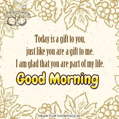 A Message To Wish You Good Morning Status Images For Whatsapp Facebook