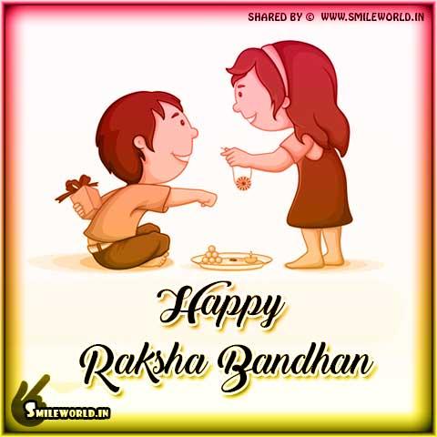 Happy Raksha Bandhan Images for Status Update
