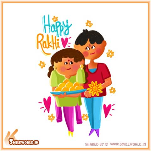 Raksha Bandhan Messages Quotes Wishes for Sister in English