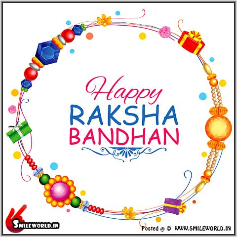 Beautiful Happy Raksha Bandhan Images