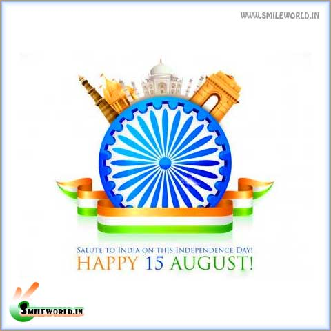 Happy 15 August Independence day Status Images