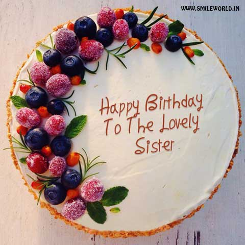Fabulous Happy Birthday Wishes In Hindi For Sister Images Wallpaper Personalised Birthday Cards Veneteletsinfo