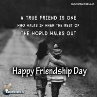 Happy Friendship Day Quotes in English By Walter Winchell