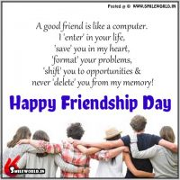 Happy Friendship Day Wishes Messages With Images