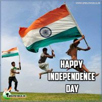 India Happy Independence Day Greetings Images Status