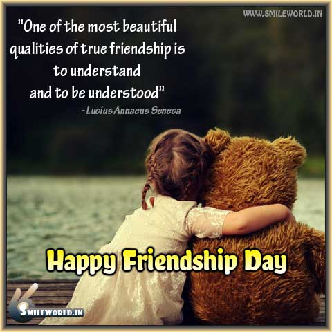 Qualities of True Friendship Happy Friendship Day Quotes