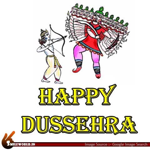 Happy Dussehra Greetings Images