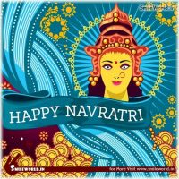 Happy Navratri New Status Images