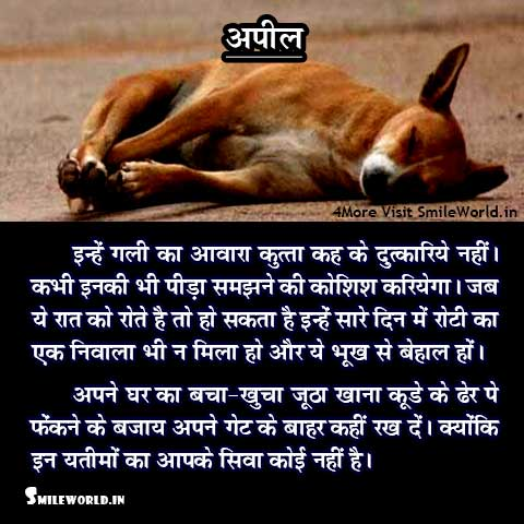 Kutta Dog Quotes in Hindi with Images