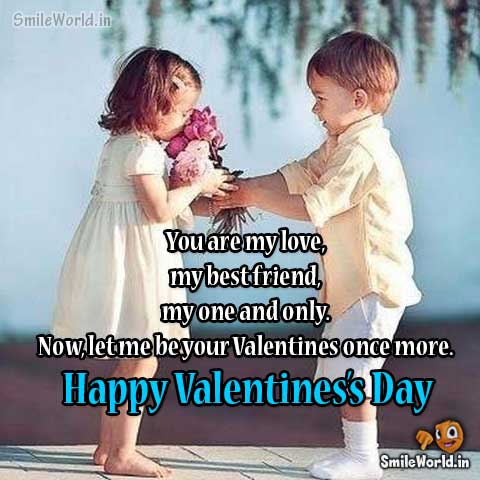 Happy Valentine Day Wishes for Girlfriend Images Status