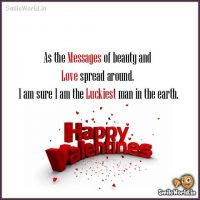 Happy Valentine Day Wishes for Girlfriend With Images