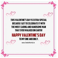 Happy Valentine Day Wishes for Husband With Images in English