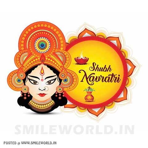 Shubh Chaitra Navratri Status Images for Facebook Whatsapp