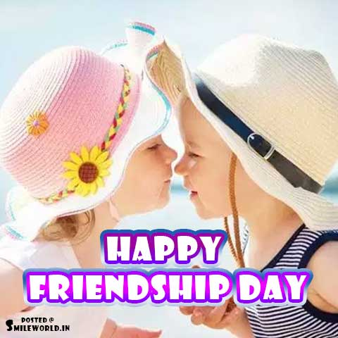 Best Friend Happy Friendship Day Cute Pictures
