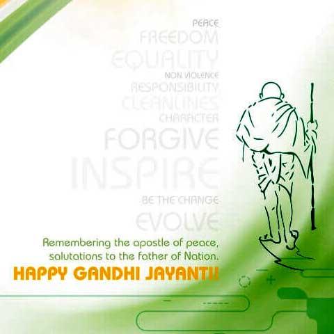 Gandhi Jayanti Wallpaper HD Photos