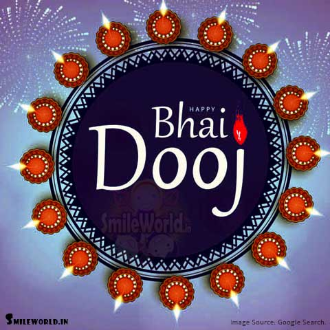 Happy Bhai Dooj Images for Facebook Status