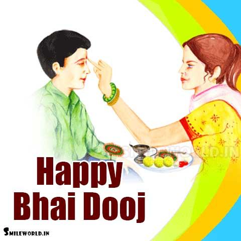 Happy Bhai Dooj Images for Whatsapp Status