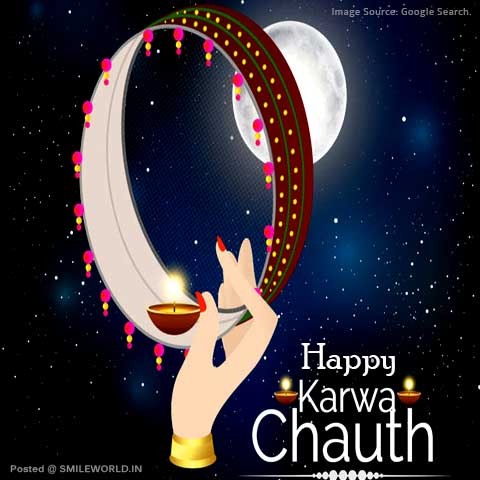 Happy Karwa Chauth Images for Whatsapp Status