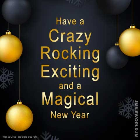 Happy New Year Quotes in English Status With Images ...