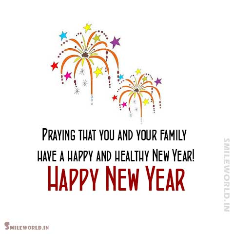 Happy New Year Message With Images Status