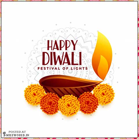 Happy Deepavali Images in English
